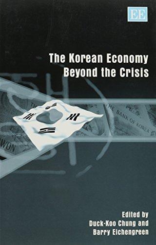 9781845422257: The Korean Economy Beyond The Crisis