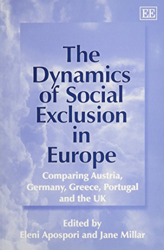 9781845422295: The Dynamics of Social Exclusion in Europe: Comparing Austria, Germany, Greece, Portugal And The Uk