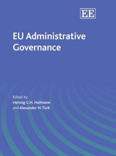 Eu Administrative Governance