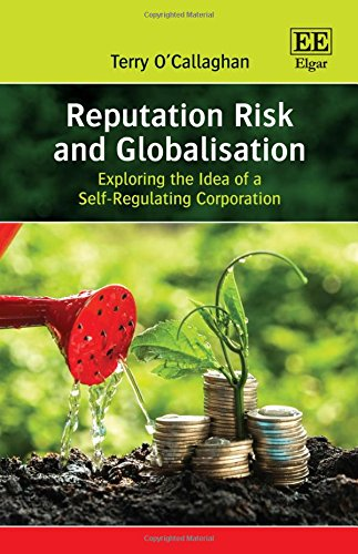 9781845423032: Reputation Risk and Globalisation: Exploring the Idea of a Self-Regulating Corporation