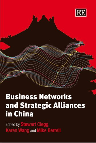 9781845423063: Business Networks and Strategic Alliances in China
