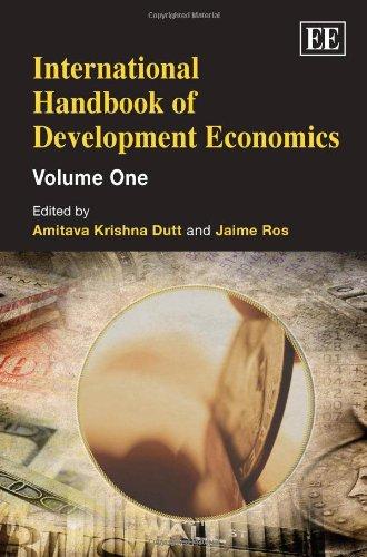 International Handbook Of Development Economics: Dutt, Amitava Krishna (EDT)/ Ros, Jaime (EDT)