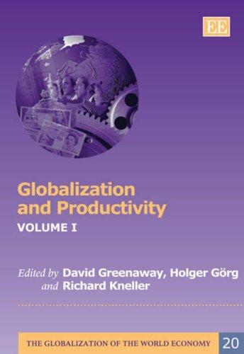 Globalization and Productivity (Hardback)