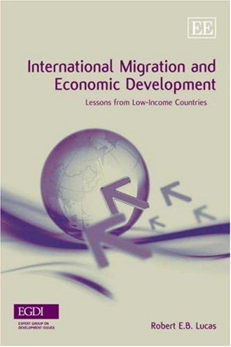 International Migration And Economic Development: Lessons from Low-income Countries.: Lucas, Robert...