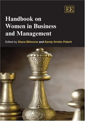9781845424329: Handbook on Women in Business And Management (Research Handbooks in Business and Management Series)