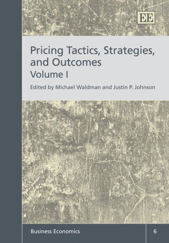 Pricing Tactics, Strategies, and Outcomes (Hardback)