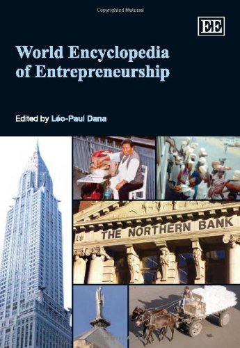 World Encyclopedia of Entrepreneurship (Hardback)