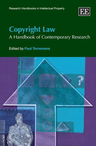 9781845424879: Copyright Law: A Handbook of Contemporary Research (Research Handbooks in Intellectual Property)