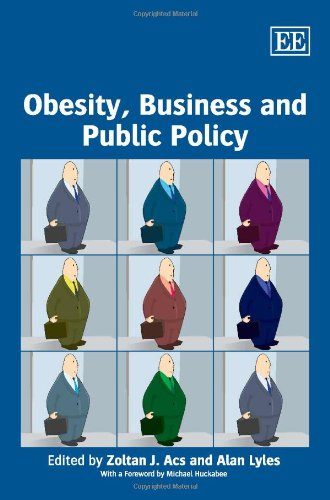 Obesity, Business and Public Policy: Kenneth R. Stanton