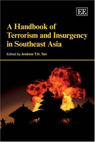 9781845425432: A Handbook of Terrorism and Insurgency in Southeast Asia (Elgar Original Reference)