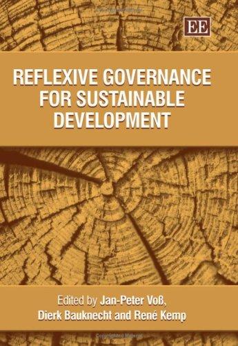 Reflexive Governance for Sustainable Development: Voss, Jan-peter (EDT)/