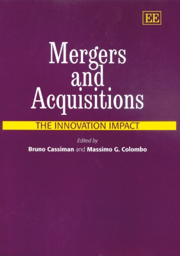 9781845426590: Mergers & Acquisitions: The Innovation Impact