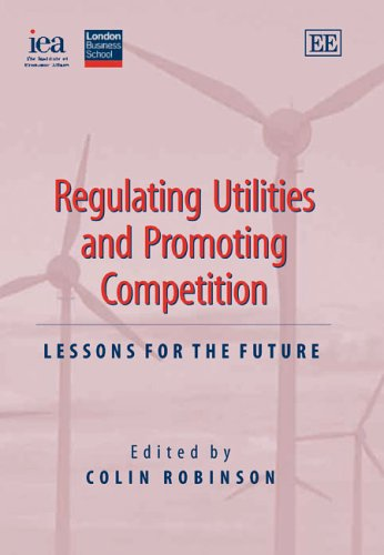 9781845427115: Regulating Utilities And Promoting Competition: Lessons for the Future