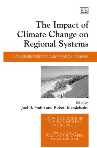 The Impact of Climate Change on Regional Systems: Smith, Joel B. (EDT)/ Mendelsohn, Robert O. (EDT)