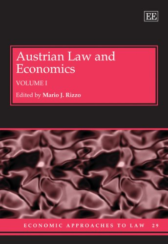 Austrian Law and Economics (Hardback)