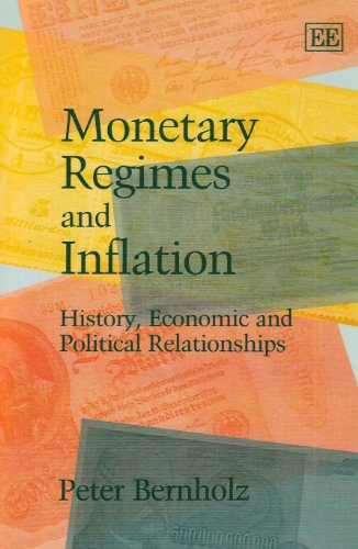 9781845427788: Monetary Regimes and Inflation: History, Economic and Political Relationships