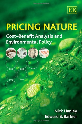 9781845427894: Pricing Nature: Cost-Benefit Analysis and Environmental Policy