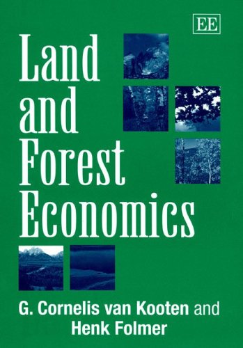9781845428686: Land and Forest Economics