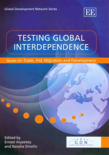 9781845428785: Testing Global Interdependence: Issues on Trade, Aid, Migration and Development (Global Development Network)