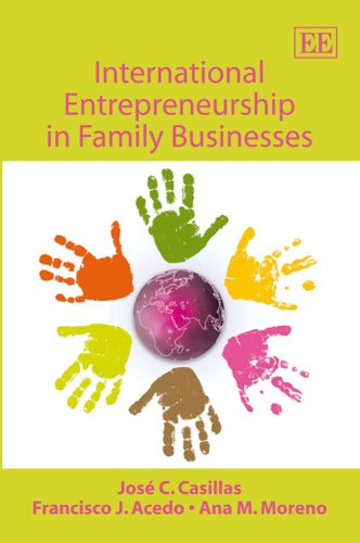 International Entrepreneurship in Family Businesses: Casillas, Jose Maria,