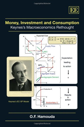 9781845429799: Money, Investment and Consumption: Keynes's Macroeconomics Rethought