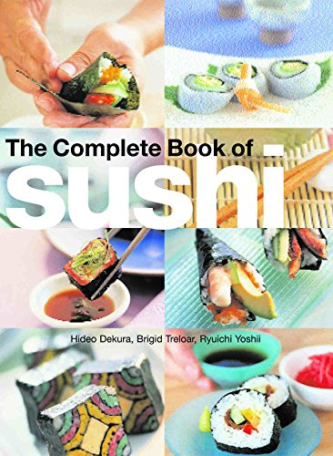9781845430665: The Complete Book of Sushi