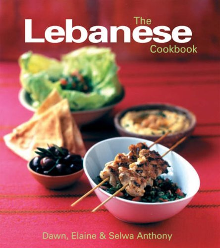 9781845430740: Lebanese Cookbook