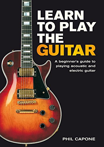 9781845431884: Learn to Play the Guitar