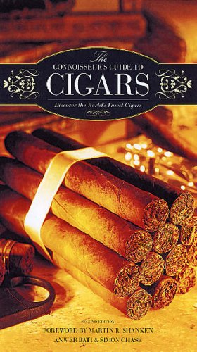 The Connoisseur's Guide to Cigars: Discover the World's Finest Cigars (1845432002) by Bati, Anwer
