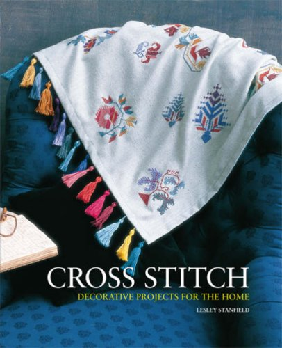 9781845432324: Cross Stitch: Decorative Projects for the Home