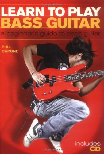 9781845432997: Learn to Play Bass Guitar: A Beginner's Guide to Bass Guitar