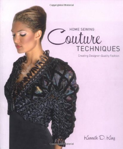 9781845433079: Home Sewing Couture Techniques: Professional, Design-quality Fashion