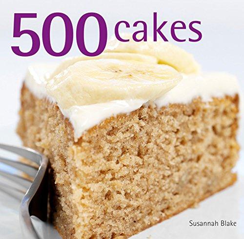 9781845433147: 500 Cakes