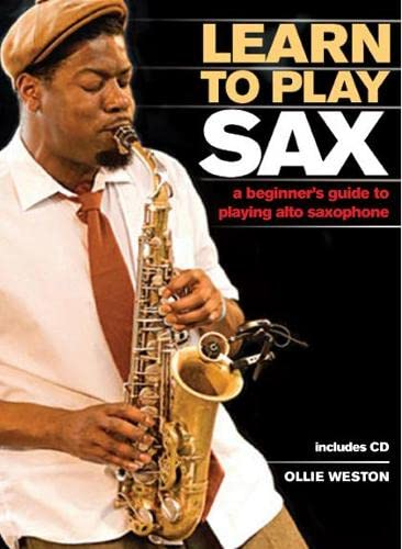 9781845433550: Learn to Play Sax