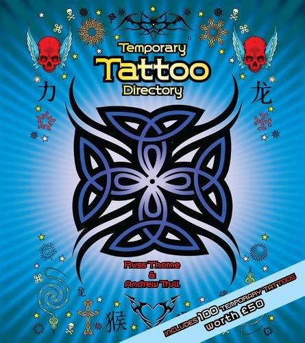 9781845433703: Temporary Tattoo Directory