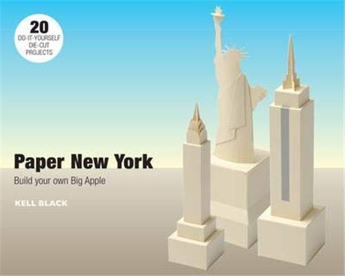 9781845433963: Paper New York: Build Your Own Big Apple