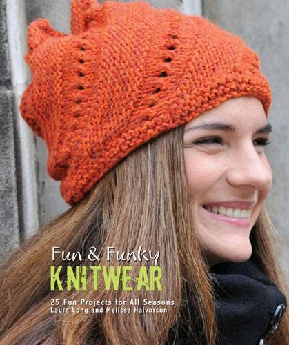 9781845434663: Fun & Funky Knitwear: 25 Fun Projects for All Seasons