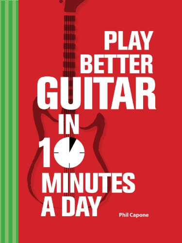 9781845435332: Play Better Guitar in 10 Minutes a Day