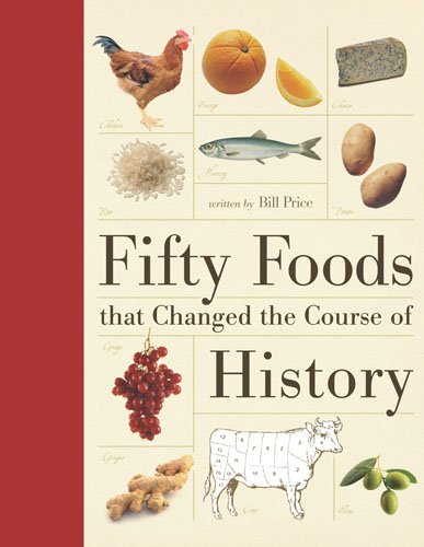 Fifty Foods that Changed the Course of History: Price, Bill