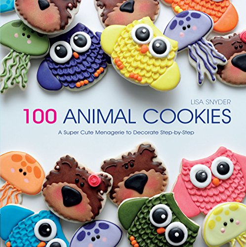 9781845435646: 100 Animal Cookies: A Super Cute Menagerie to Decorate Step-by-Step