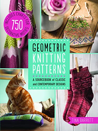 9781845435868 Geometric Knitting Patterns A Sourcebook Of Classic