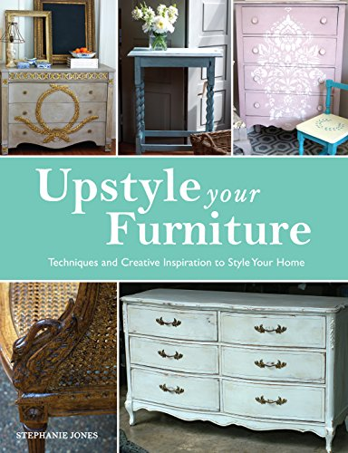 Upstyle Your Furniture: Stephanie Jones