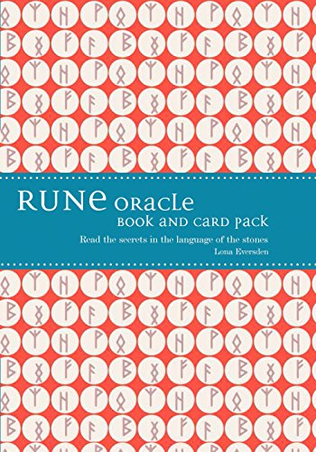 9781845436377: Rune Oracle Book and Cards Pack: Read the Secrets in the Language of the Stones
