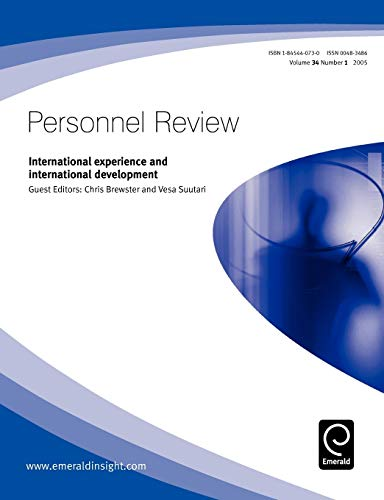 International Experience and International Development