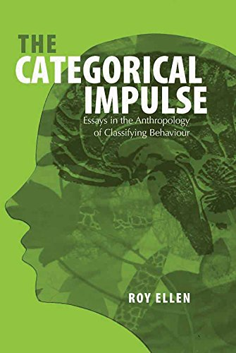 9781845450175: The Categorial Impulse: Essays on the Anthropology of Classifying Behavior