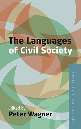European Civil Society: Languages of Civil Society Vol. 1