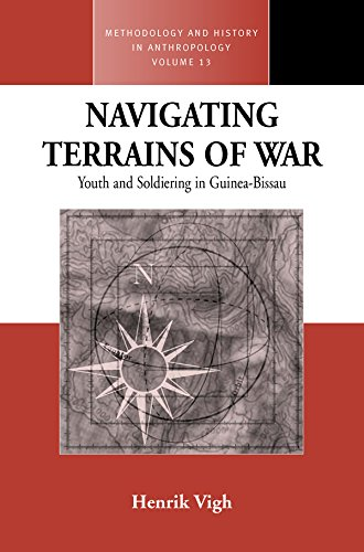 9781845451486: Navigating Terrains of War: Youth and Soldiering in Guinea-Bissau (Methodology & History in Anthropology)