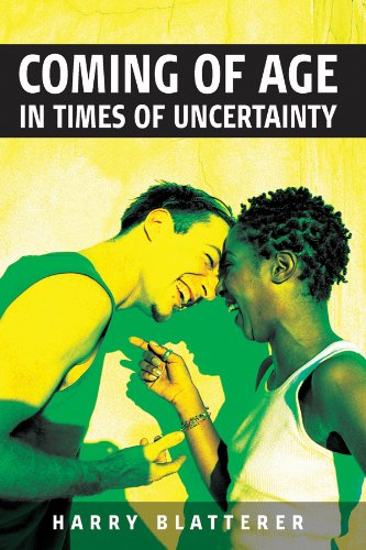 Coming of Age in Times of Uncertainty: Harry Blatterer