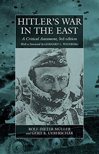 9781845455019: Hitler's War in the East, 1941-1945. (3rd Edition): A Critical Assessment (War and Genocide)