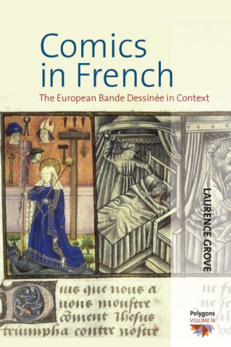 9781845455880: Comics in French: The European Bande Dessinée in Context (Polygons: Cultural Diversities and Intersections)